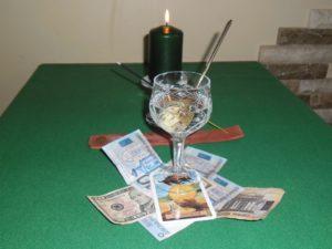 Ритуал для денег