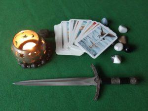 Магический ритуальный нож купить в Минске