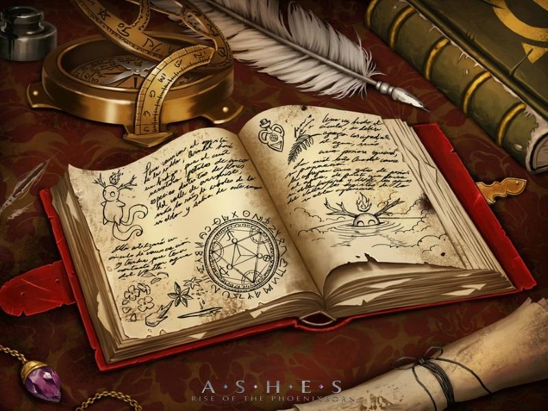 Магический словарь
