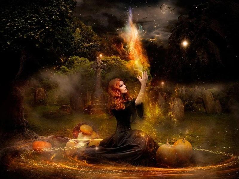 Духи-помощники и Хранители Души