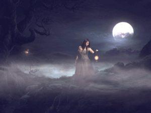 Фазы Луны в магии